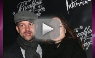 Olivia Wilde on Baby Bump: HOLY -
