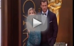 Fashion Police Make Fun of Pregnant Elsa Pataky