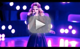 Ria Eaton Audition: 'Cups' (The Voice Audition)