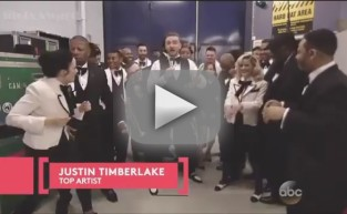 Justin Timberlake Billboard Music Awards Speech
