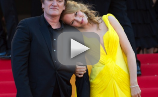 Uma Thurman, Quentin Tarantino Hooking Up?!