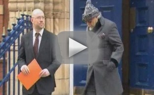 Gary Glitter Charged with Child Sex Offenses