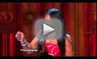Audra McDonald Tony Awards Speech