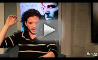 Kit Harington Talks Game of Thrones Season 4