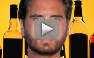 Scott Disick Taken to Hospital for Alcohol Poisoning