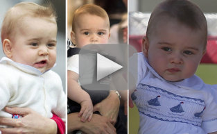 Prince George: First Year in Review