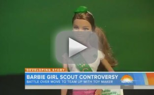 Girl Scout Barbie