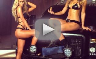 Paris Hilton Carl's Jr. Ad