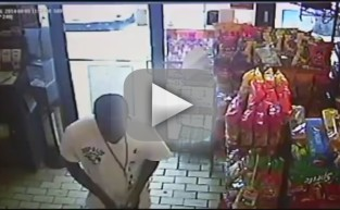 Michael Brown Surveillance Video
