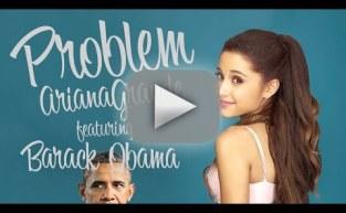 Barack Obama - Problem (Ariana Grande Lip Dub)