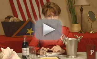 Sarah Palin Accepts Ice Bucket Challenge