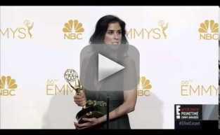 Sarah Silverman Emmys Press Conference