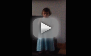 Toddler Tries to Sing Frozen, Yells at Interrupting Mother