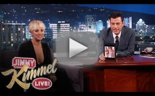 Kaley Cuoco Talks Naked Photo Hacker
