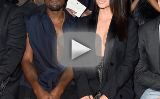 Kanye West and Kim Kardashian: Booed in Paris!