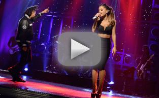 Ariana Grande SNL Performance - Love Me Harder