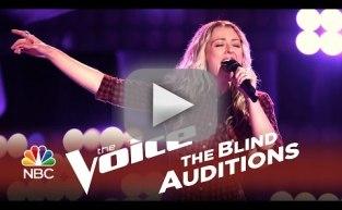 Amanda Lee Peers - Put the Gun Down (The Voice Audition)