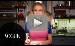 Blake Lively Vogue Interview