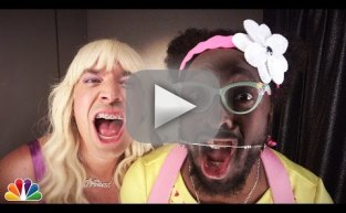 "Jimmy Fallon and will.i.am Create ""Ew!"" Music Video"