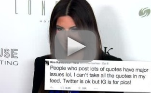 Kim Kardashian Denies Slamming of Khloe Kardashian