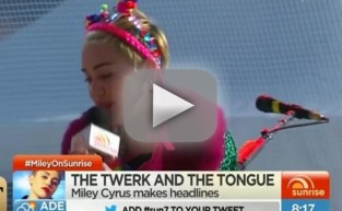 Miley Cyrus: The Nae Nae