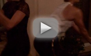 Kaley Cuoco and Nikki Reed Dance Video
