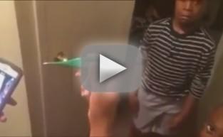 Parents Prank Child: You Have Ebola!