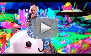 Gwen Stefani and Pharrell - Spark the Fire (The Voice)
