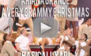 Ariana Grande - Santa Tell Me (A Very Grammy Christmas)