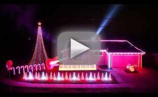 Star Wars Christmas Lights Show, Music