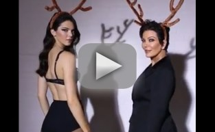 Kendall and Kris Jenner: Love Magazine Video