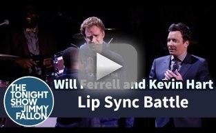 Will Ferrell Battles Kevin Hart: Who Won?