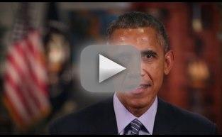 Barack Obama Grammy Awards Message