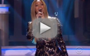Beyonce Honors Stevie Wonder