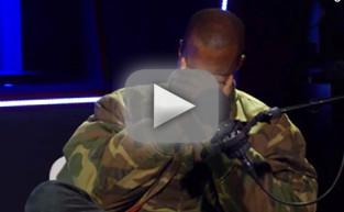 Kanye West Cries Over Dead Teacher