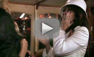 Lisa Vanderpump Slapped on The Real Housewives of Beverly Hills