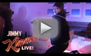 Rihanna Pranks Jimmy Kimmel
