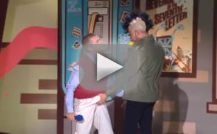 Zac Efron Grabs Penis of Dave Franco