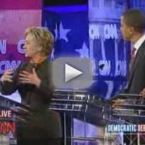 Democratic Brawl... er, Debate