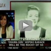 Obama girl on fox news