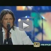 Billy Ray Cyrus - Ready, Set, Don't Go (Live at 2008 CMA feat Miley Cyrus)