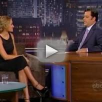 Lauren Conrad on Jimmy Kimmel Live