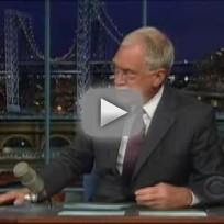 Letterman Lambasts McCain, Day 2!