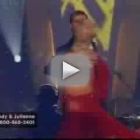 Cody Linley and Julianne Hough: The Quickstep