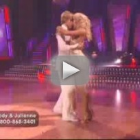 Cody Linley and Julianne Hough: The Rumba