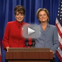 Sarah Palin and Hillary Clinton