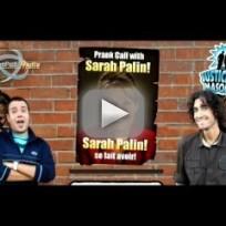 Sarah Palin Prank Call