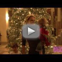 Britney Spears Christmas Greetings