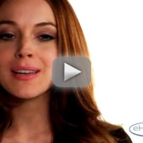 Lindsay Lohan on eHarmony