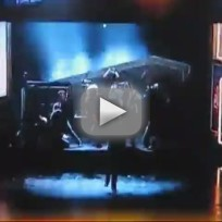 Bret michaels tony awards accident